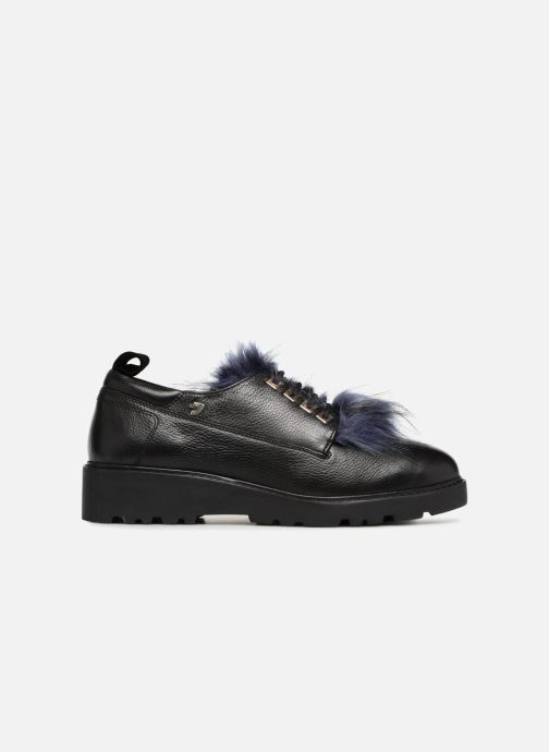 Zapatos con cordones Gioseppo 46447 Negro vistra trasera