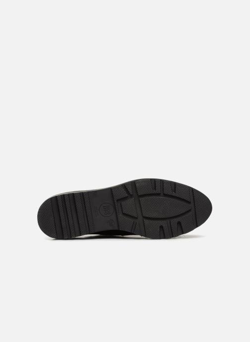 Zapatos con cordones Gioseppo 46447 Negro vista de arriba