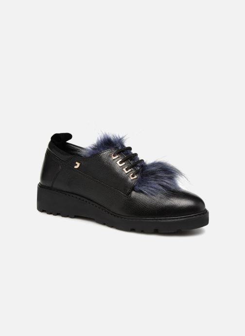 Zapatos con cordones Gioseppo 46447 Negro vista de detalle / par