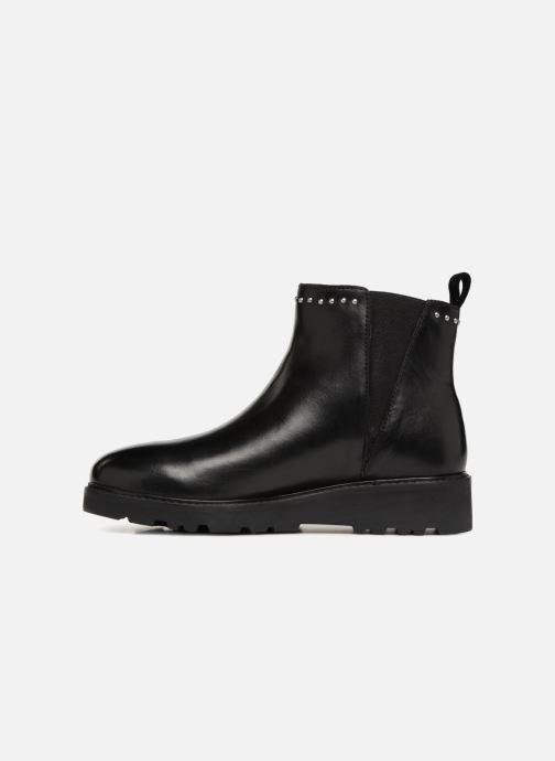 Bottines et boots Gioseppo SAREN Noir vue face