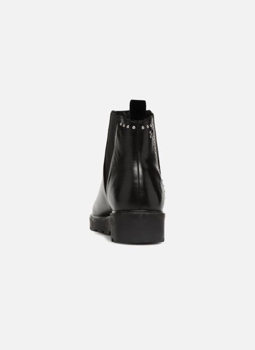 Bottines et boots Gioseppo SAREN Noir vue droite