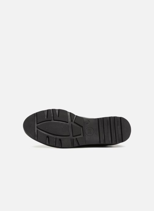 Stiefeletten & Boots Gioseppo SAREN schwarz ansicht von oben