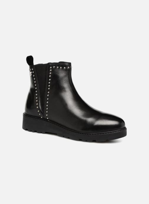 Bottines et boots Gioseppo SAREN Noir vue détail/paire