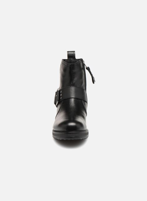 Bottines et boots Gioseppo 46206 Noir vue portées chaussures