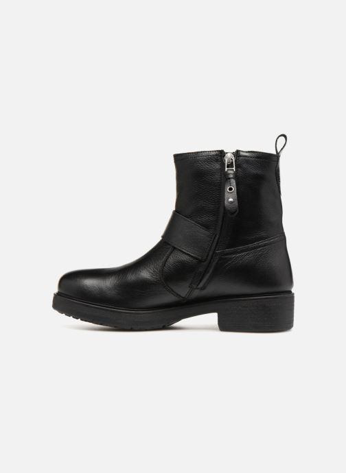 Boots en enkellaarsjes Gioseppo 46206 Zwart voorkant