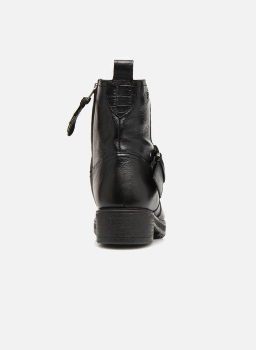 Boots en enkellaarsjes Gioseppo 46206 Zwart rechts