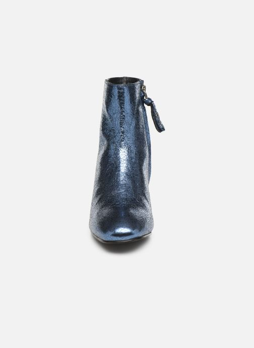 Stiefeletten & Boots Gioseppo 46438 blau schuhe getragen