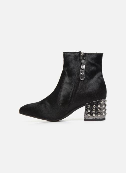 Bottines et boots Gioseppo 46442 Noir vue face