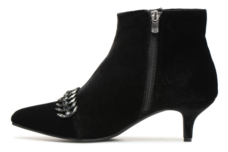 Stiefeletten & Boots Gioseppo 46137 schwarz ansicht von vorne