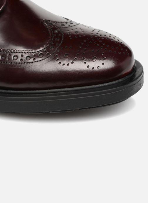 Zapatos con cordones Mr SARENZA Ruben Vino vista lateral izquierda