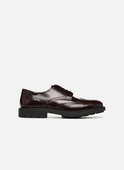 Chaussures à lacets Mr SARENZA Ruben Bordeaux vue détail/paire
