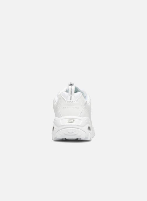 Skechers D'Lites Trainers in White at Sarenza.eu (336148)