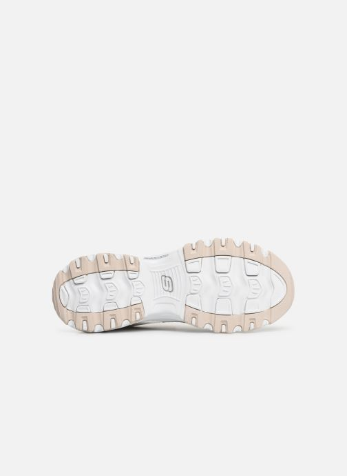 Sneakers Skechers D'Lites Hvid se foroven