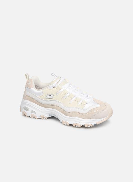 Sneakers Skechers D'Lites Hvid detaljeret billede af skoene