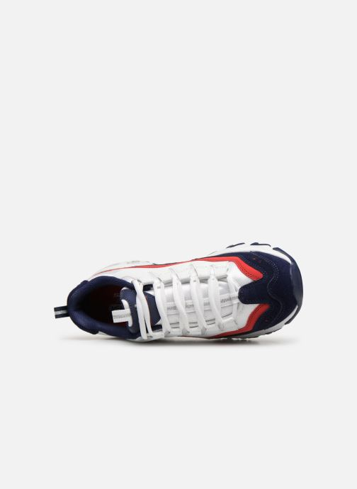 Sneakers Skechers D'Lites Multicolore immagine sinistra