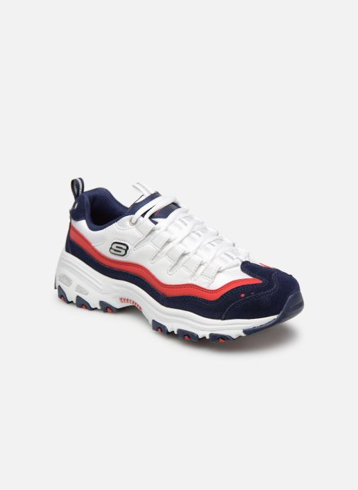 Trainers Skechers D'Lites Multicolor detailed view/ Pair view