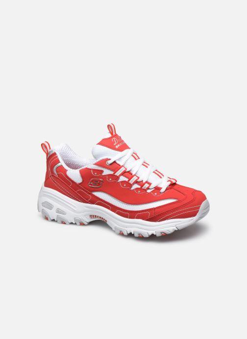 Sneakers Skechers D'Lites Rosso vedi dettaglio/paio