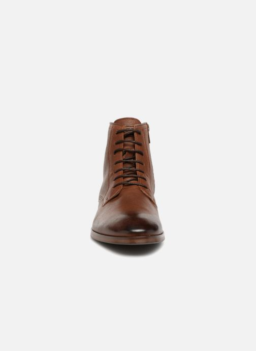 Bottines et boots Kost NICHE1 Marron vue portées chaussures