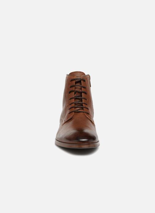 Stiefeletten & Boots Kost NICHE1 braun schuhe getragen