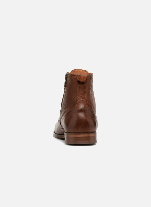 Bottines et boots Kost NICHE1 Marron vue droite