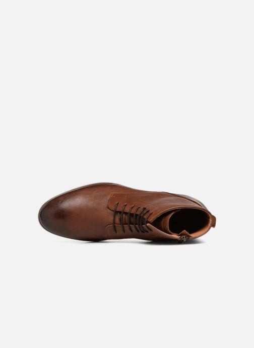 Boots en enkellaarsjes Kost NICHE1 Bruin links