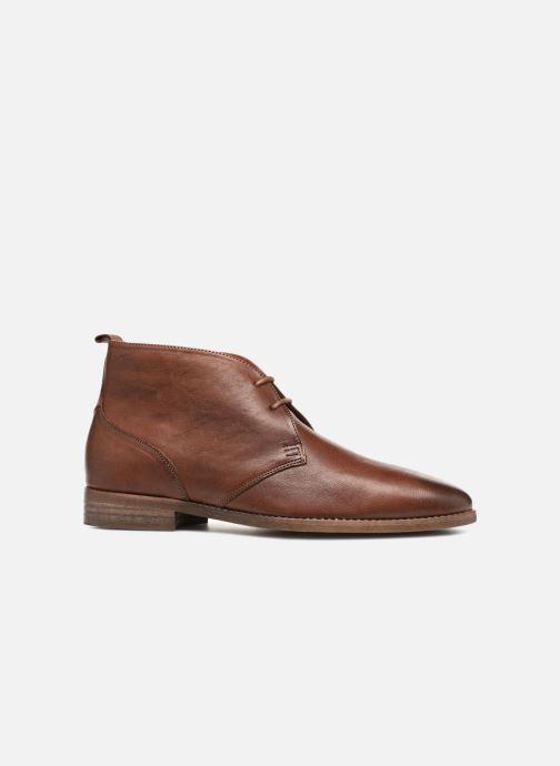 Chaussures à lacets Kost VAILLANT 27A Marron vue derrière
