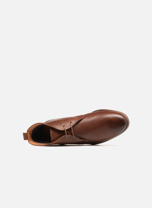 Chaussures à lacets Kost VAILLANT 27A Marron vue gauche