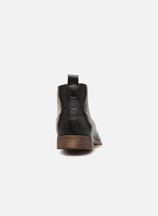 Bottines et boots Kost VAILLANT 27 A Noir vue droite
