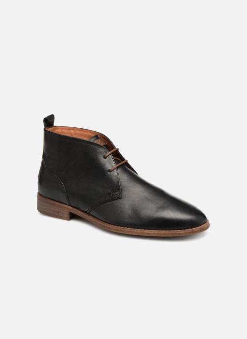 Bottines et boots Kost VAILLANT 27 A Noir vue détail/paire