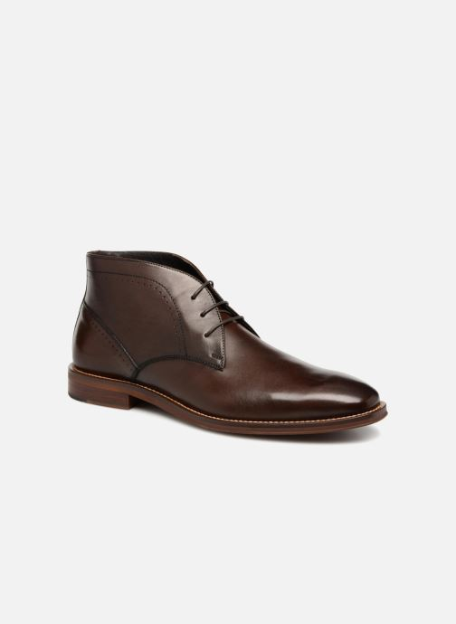 Ankle boots Marvin&co Ranty Brown detailed view/ Pair view