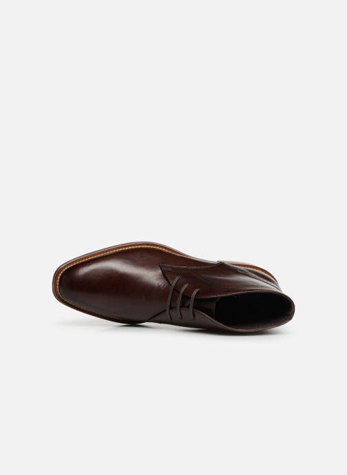 Bottines et boots Marvin&Co Ranty Marron vue gauche