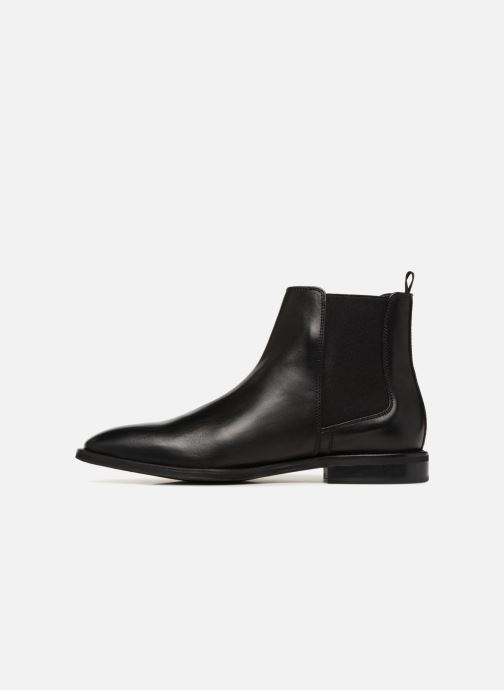Ankle boots Marvin&co Raymond Black front view