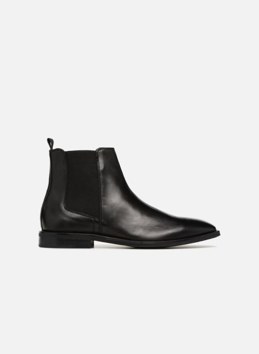 Bottines et boots Marvin&Co Raymond Noir vue derrière