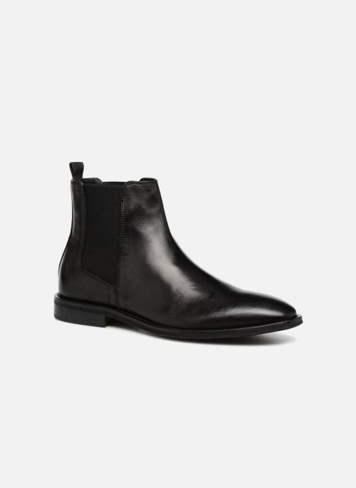 Bottines et boots Marvin&Co Raymond Noir vue détail/paire