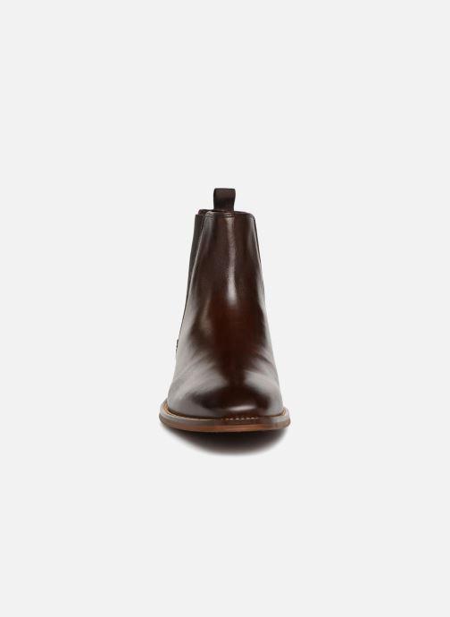 Boots Marvin&Co Raymond Brun bild av skorna på