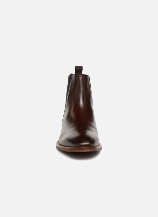Ankle boots Marvin&co Raymond Brown model view