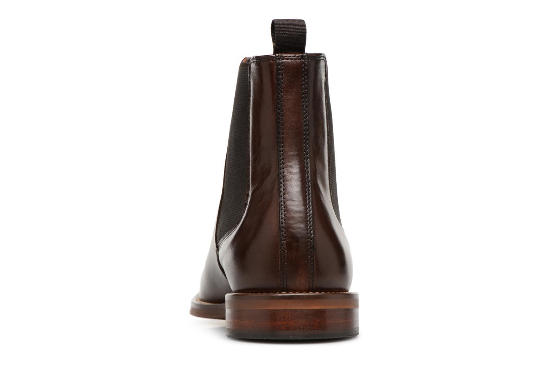 Bottines et boots Marvin&Co Raymond Marron vue droite