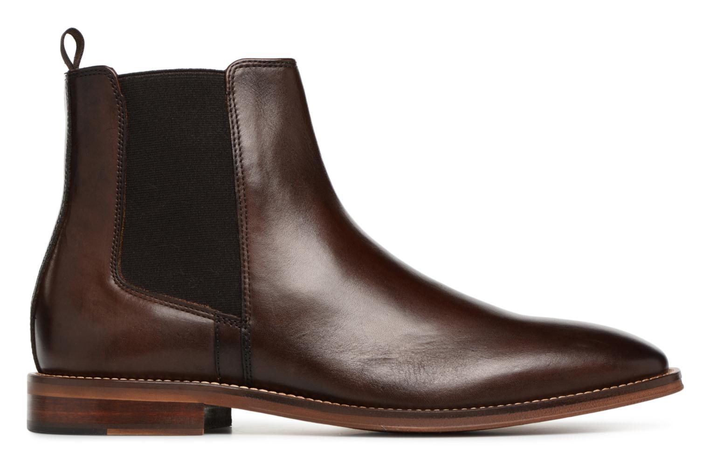 Bottines et boots Marvin&Co Raymond Marron vue derrière