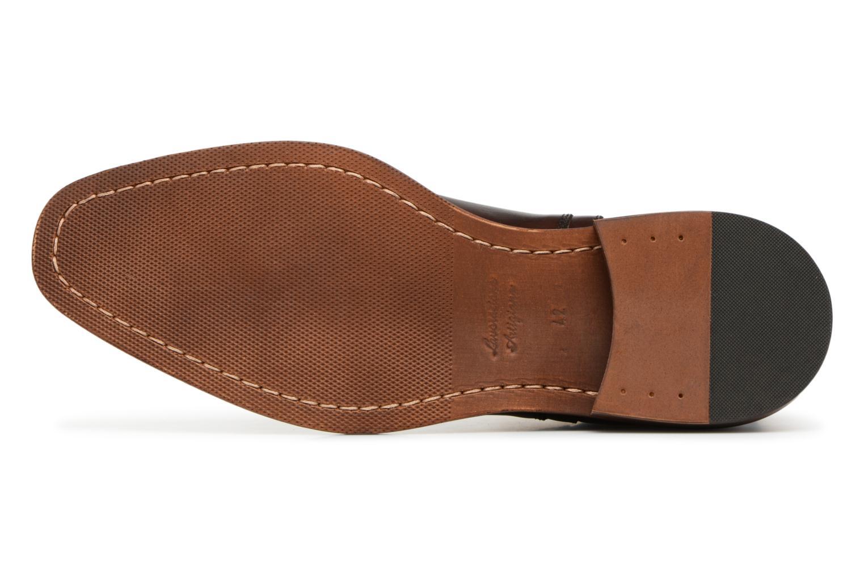 Bottines et boots Marvin&Co Raymond Marron vue haut