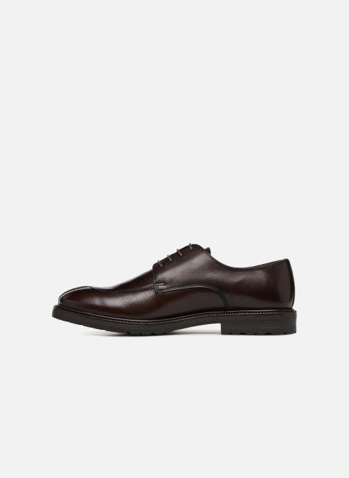 Chaussures à lacets Marvin&Co Rentstill Marron vue face
