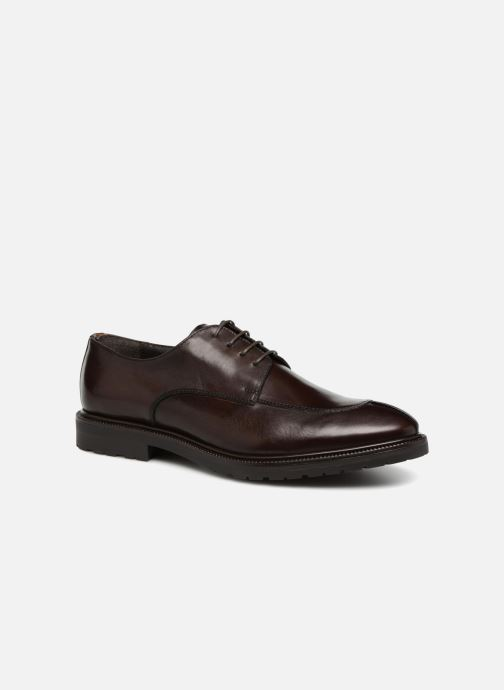 Lace-up shoes Marvin&co Rentstill Brown detailed view/ Pair view
