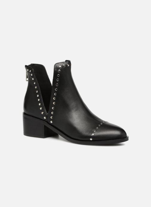 e2f7523fa76 Steve Madden CONSPIRE (Black) - Ankle boots chez Sarenza (336166)