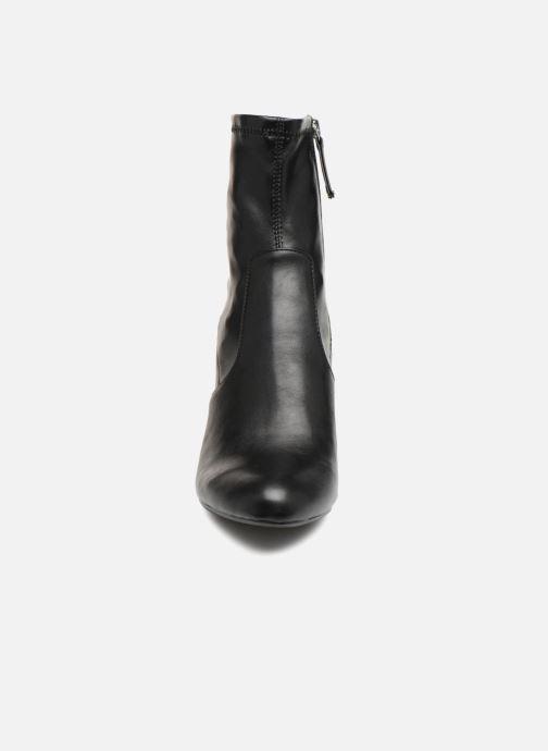 Bottines et boots Steve Madden ACTUAL Noir vue portées chaussures
