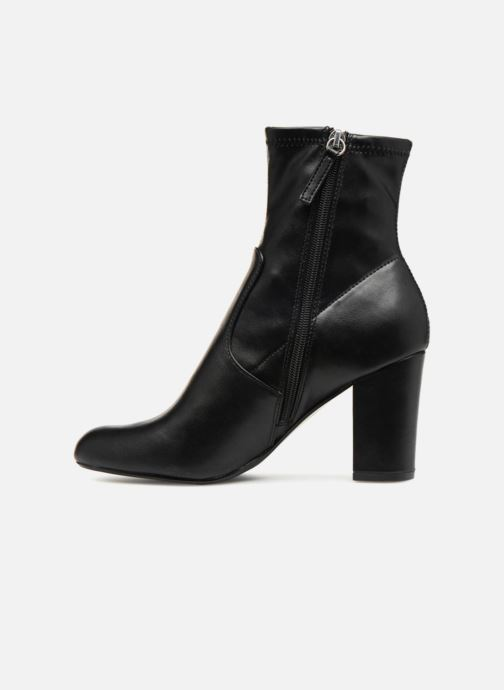 Boots en enkellaarsjes Steve Madden ACTUAL Zwart voorkant