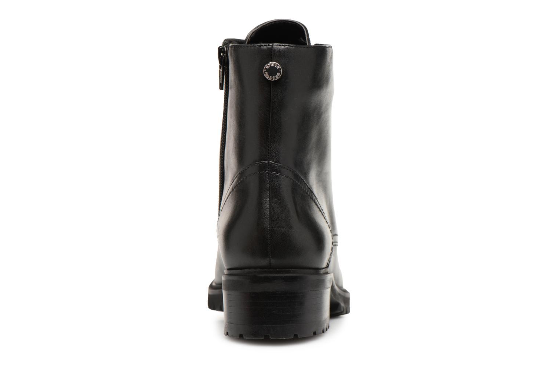 Bottines et boots Steve Madden LINDIA Noir vue droite