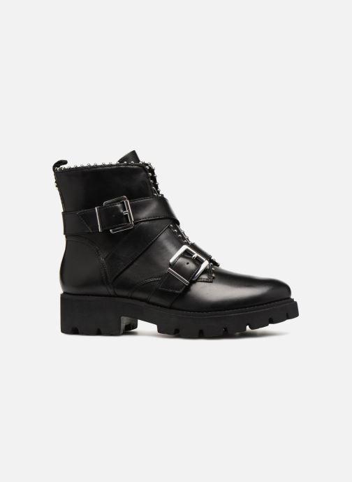 Boots en enkellaarsjes Steve Madden HOOFY Zwart achterkant