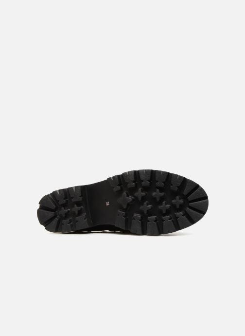 Boots en enkellaarsjes Steve Madden HOOFY Zwart boven