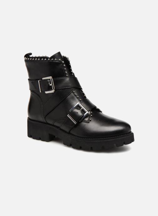 Bottines et boots Steve Madden HOOFY Noir vue détail/paire