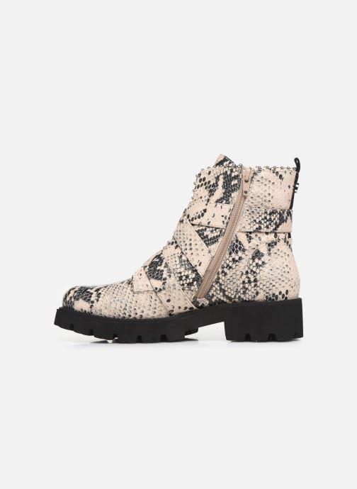 Stiefeletten & Boots Steve Madden HOOFY grau ansicht von vorne