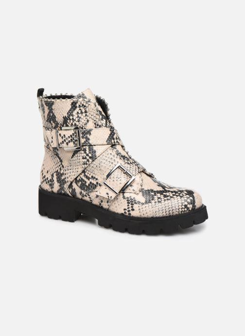 Boots en enkellaarsjes Steve Madden HOOFY Grijs detail